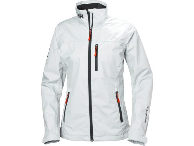 Helly Hansen Crew Jacket Women, blanco